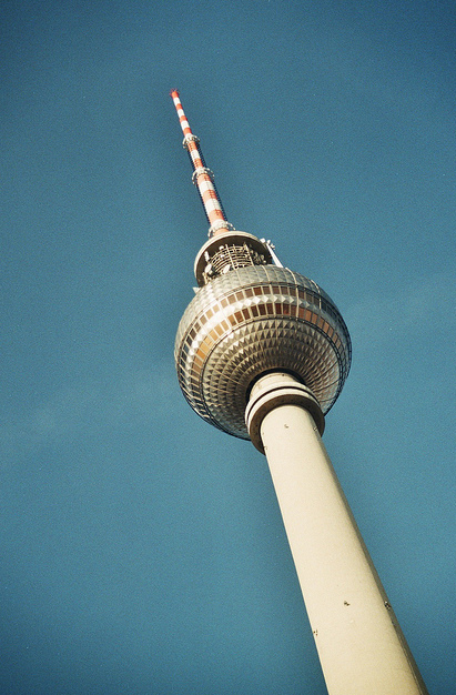 Invest-AB TV tower berlin