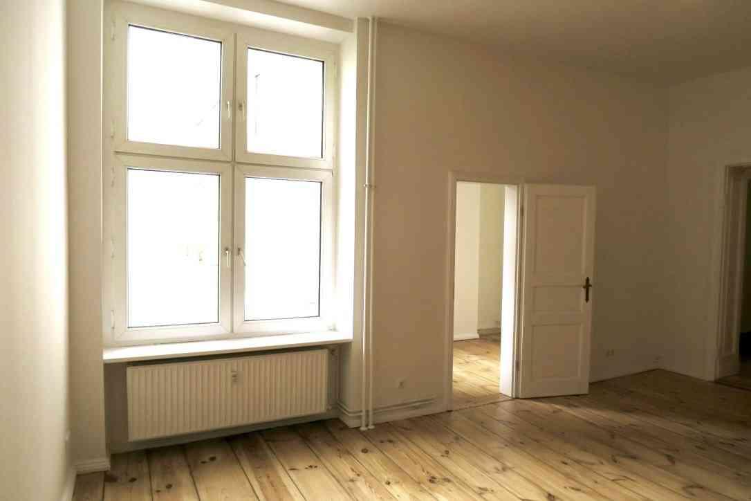 Lovely bright 2 rooms apartment in Gräfekiez