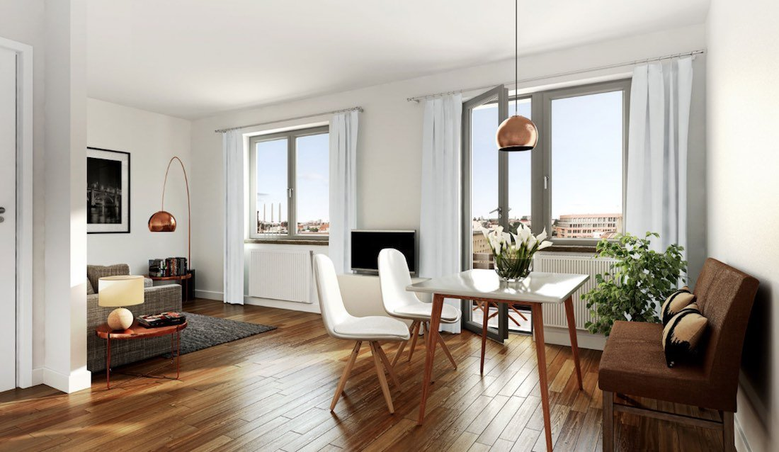 INVEST IN SMART APARTMENTS IN BERLIN – 4% yield