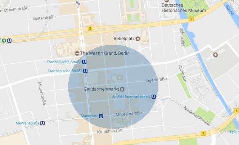 Modern duplex next to Gendarmenmarkt in Berlin Mitte ...