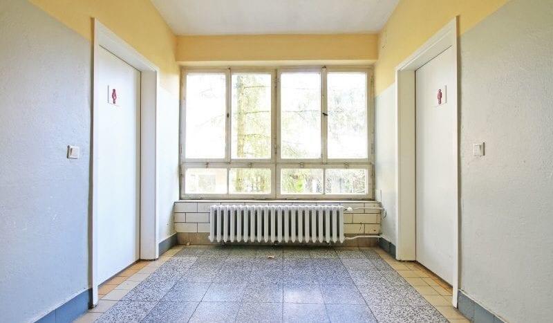 Corridor 1st floor