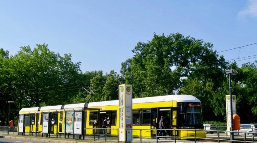 Tramway M10 in 5 minutes