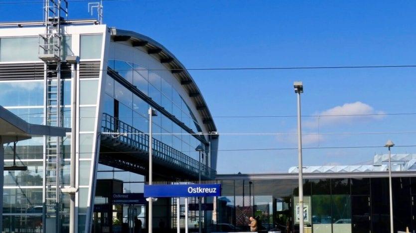 Ostkreuz and its S-Bahn line