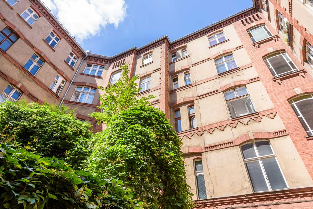 Empty Studio Apartments. Reserved  Empty studio apartment in the heart of Prezlauer Berg
