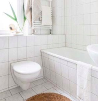 Showroom apartment - bathroom