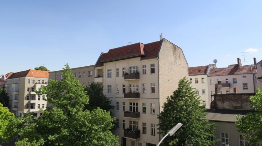View from loggia
