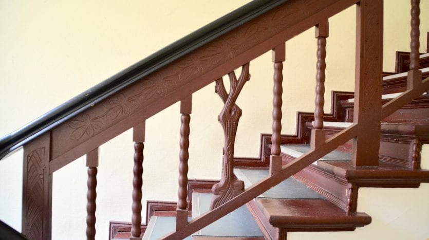 Details staircase