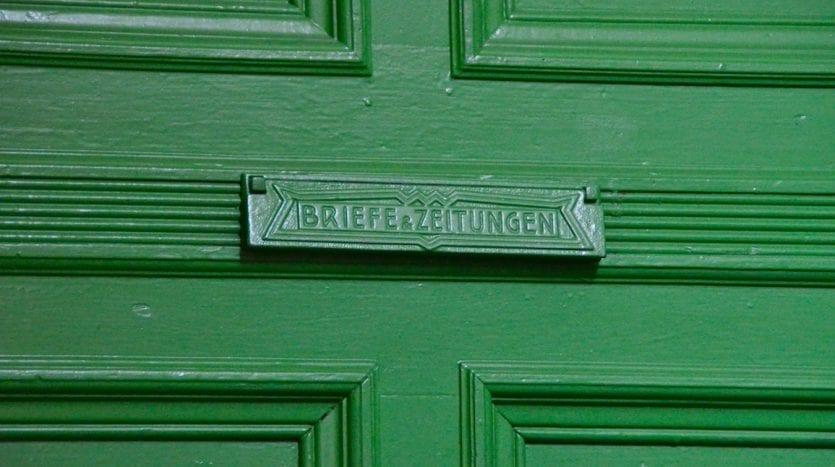 Details door