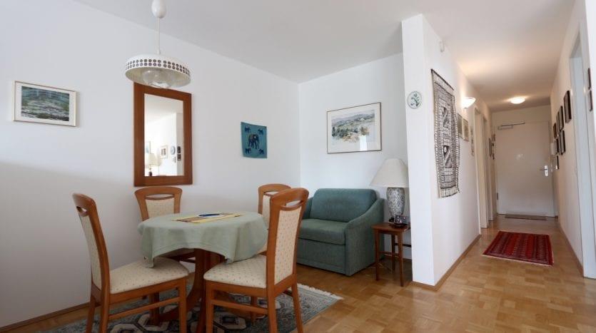 Table corner in Living room