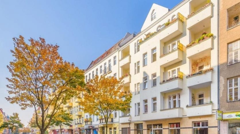 Altbau building