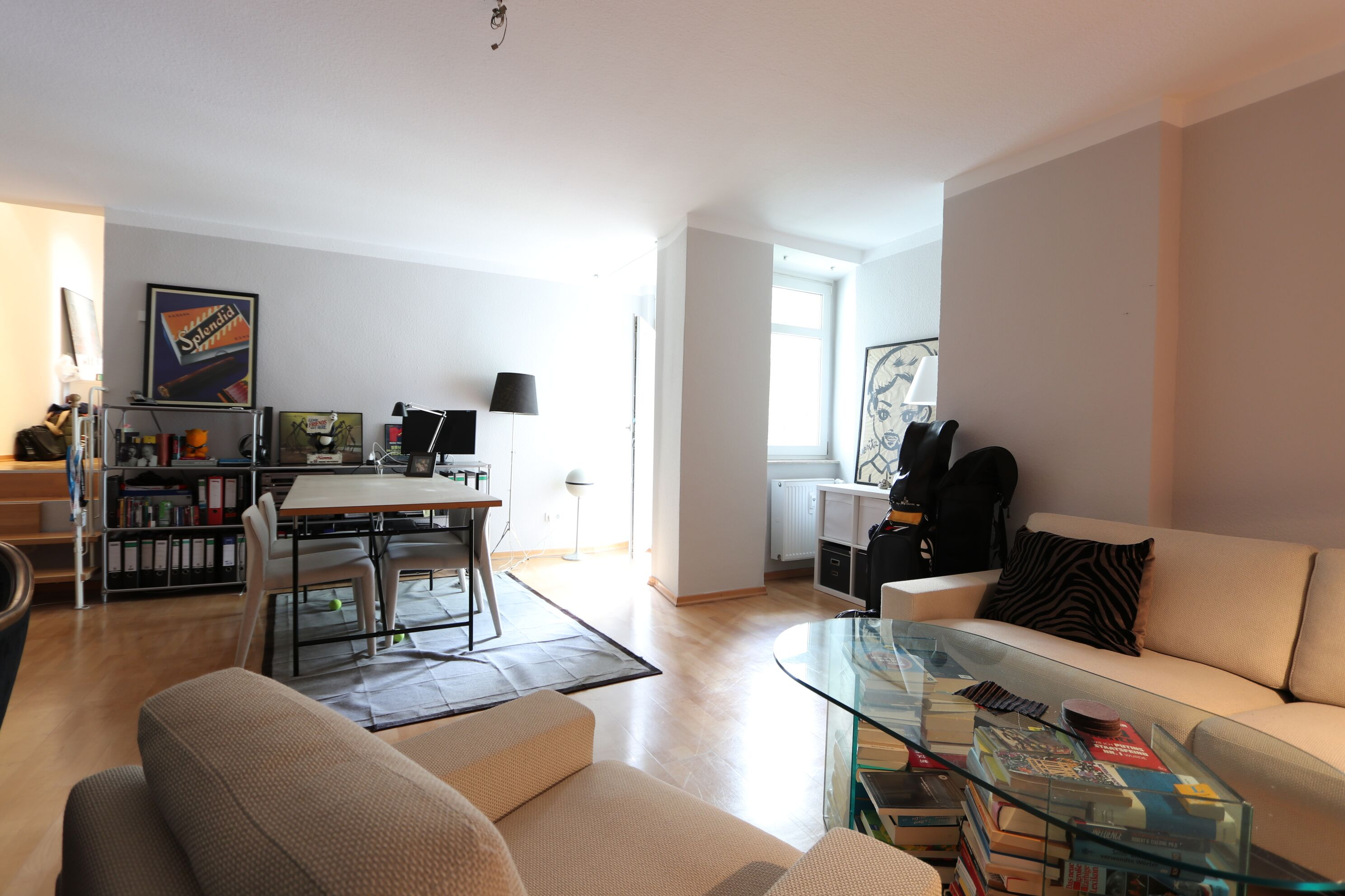 Unoccupied: 2 room apartment in top location of Berlin ...